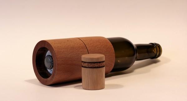 Baumsche Weinflaschenmühle Universal